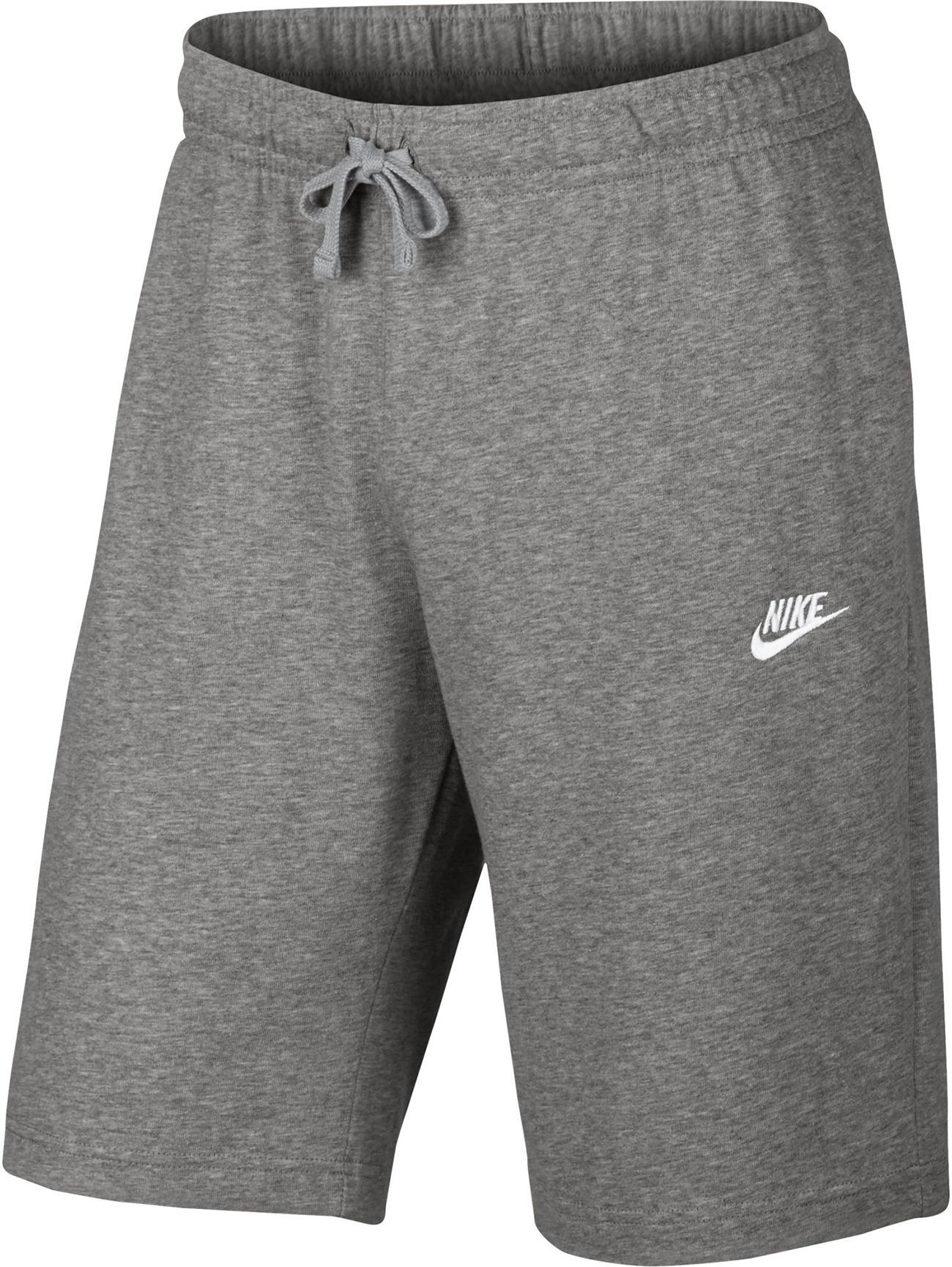 Nike NSW Club Shorts Herren grau im Online Shop von SportScheck kaufen