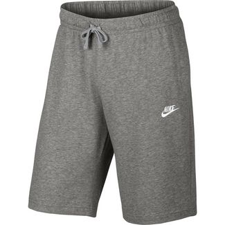Nike NSW  Club Trainingsshorts Herren grau
