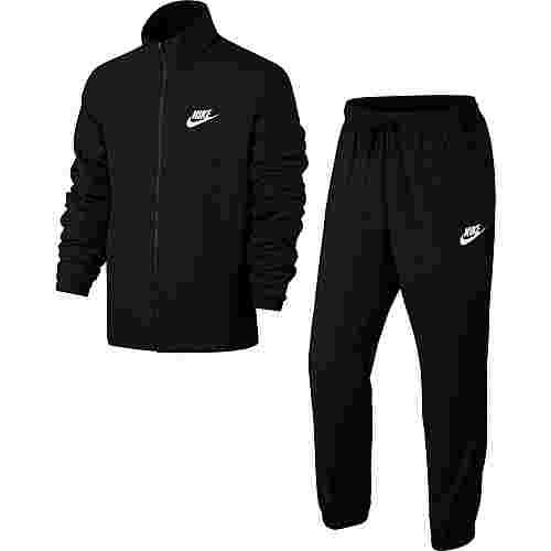 Nike NSW Trainingsanzug Herren black-white