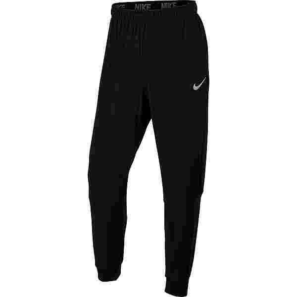 Nike Dry Taper Funktionshose Herren black-white
