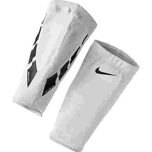 Nike Elite Schienbeinschonerhalter weiß/schwarz