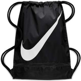 Nike Turnbeutel black-black-white