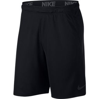 Nike Dry Funktionsshorts Herren black-dark-grey