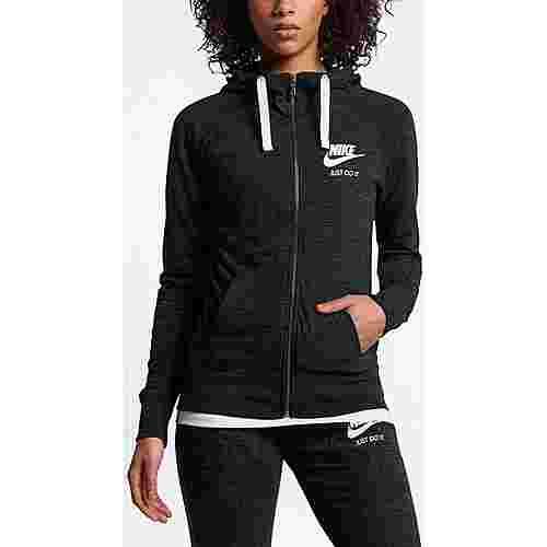 Nike Gym Vintage Sweatjacke Damen black-sail