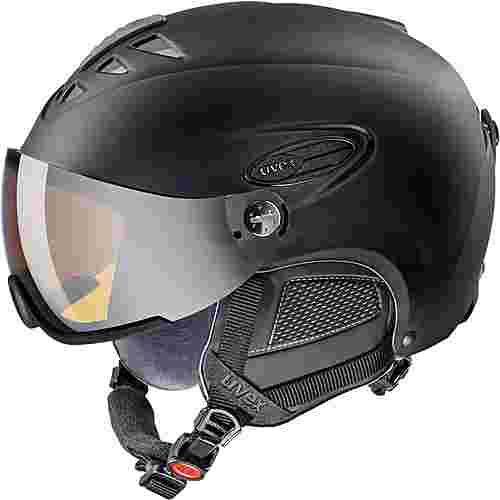 Uvex 300 visor Visierhelm black mat