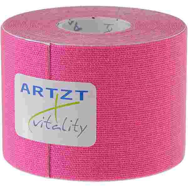 ARTZT Vitality Kinesiologisches Tape rot