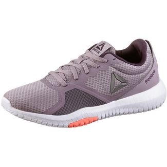 Reebok FLEXAGON FOR Fitnessschuhe Damen lilac-wht-violet-guav