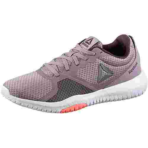 Reebok FLEXAGON FOR Fitnessschuhe Damen lilac-wht-violet-guav