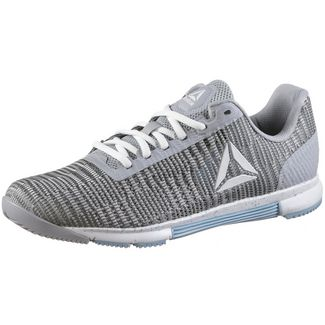 Reebok SPEED TR FLEXWEAVE Fitnessschuhe Damen gold grey-white-denim