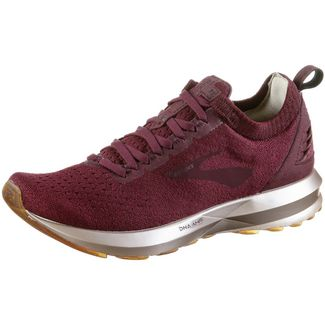 Brooks Levitate 2 LE Laufschuhe Damen fig-sangria-metallic