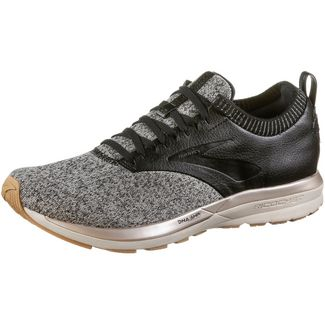 Brooks Ricochet le Mens Laufschuhe Herren black-tan