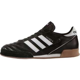 adidas Kaiser 5 IN Fußballschuhe schwarz-weiß