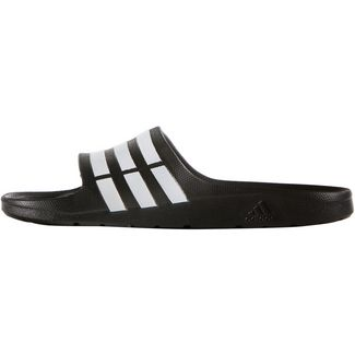 adidas Duramo Slide Badelatschen core black