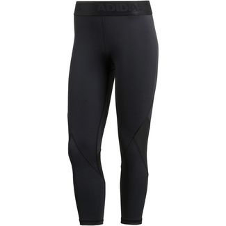 adidas Alphaskin Sport Tights Damen black