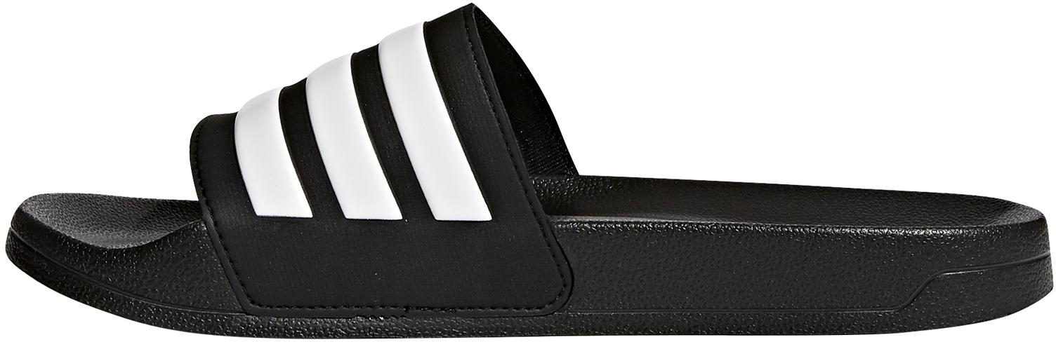 Adidas Adilette CF Badelatschen core schwarz im Online von Shop von Online SportScheck kaufen Gute Qualität beliebte Schuhe 8bd781