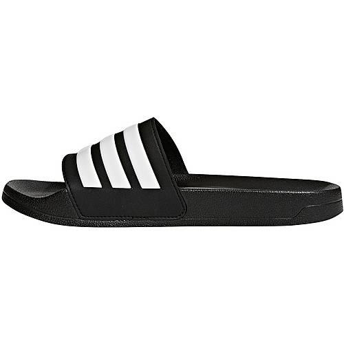 adidas Adilette CF Badelatschen core black im Online Shop von SportScheck kaufen