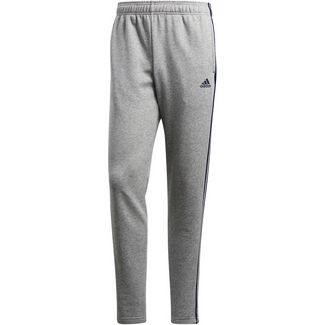 adidas Essential 3S Sweathose Herren medium-grey-heather