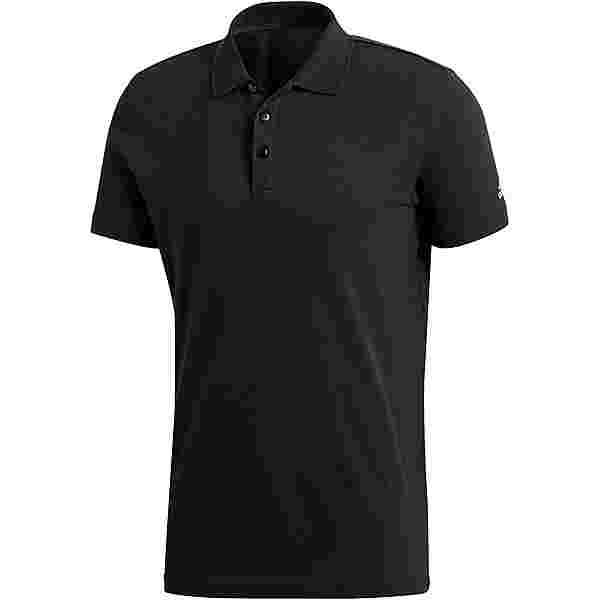 adidas Essential Base Poloshirt Herren black