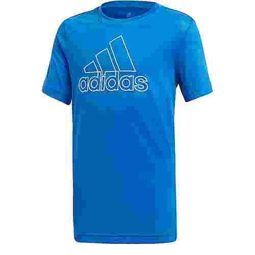 adidas Funktionsshirt Kinder blue