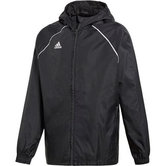 adidas CORE Regenjacke Kinder black