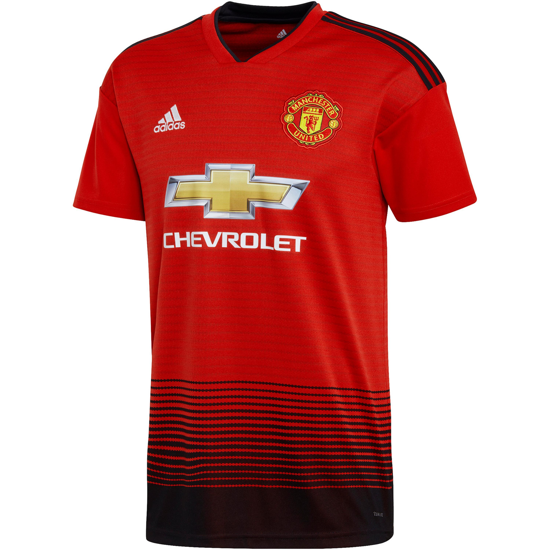 adidas Manchester United 18/19 Heim-Trikot