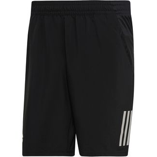 adidas CLUB 3STR Funktionsshorts Herren black