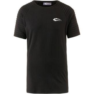 SMILODOX Ripplez T-Shirt Herren schwarz