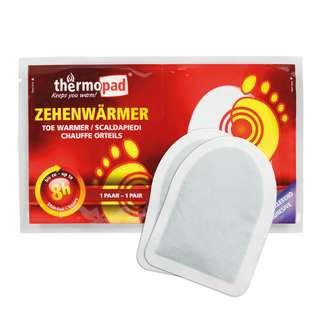 Thermopad ZEHENWÄRMER Wärmepad