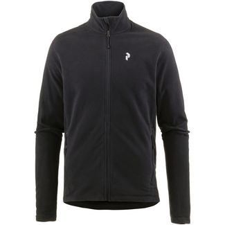 Peak Performance Ifleece Fleecejacke Herren black