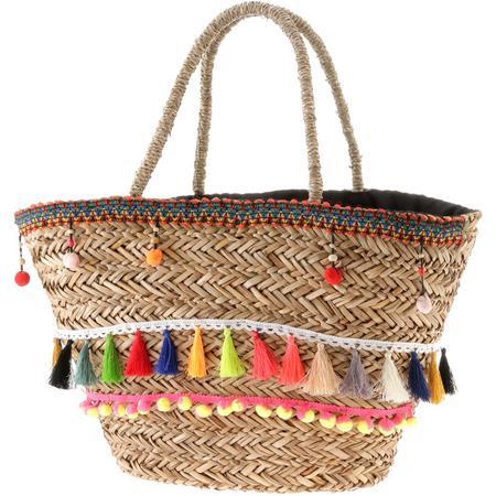 Kamoa Strandtasche Damen Strandtaschen Einheitsgröße Normal   04251207119248