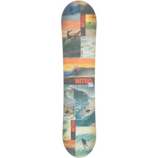 Nitro Snowboards Ripper`17 All-Mountain Board Kinder blau