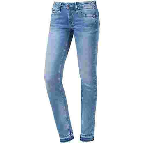 Tommy Jeans Skinny Fit Jeans Damen echo light blue str