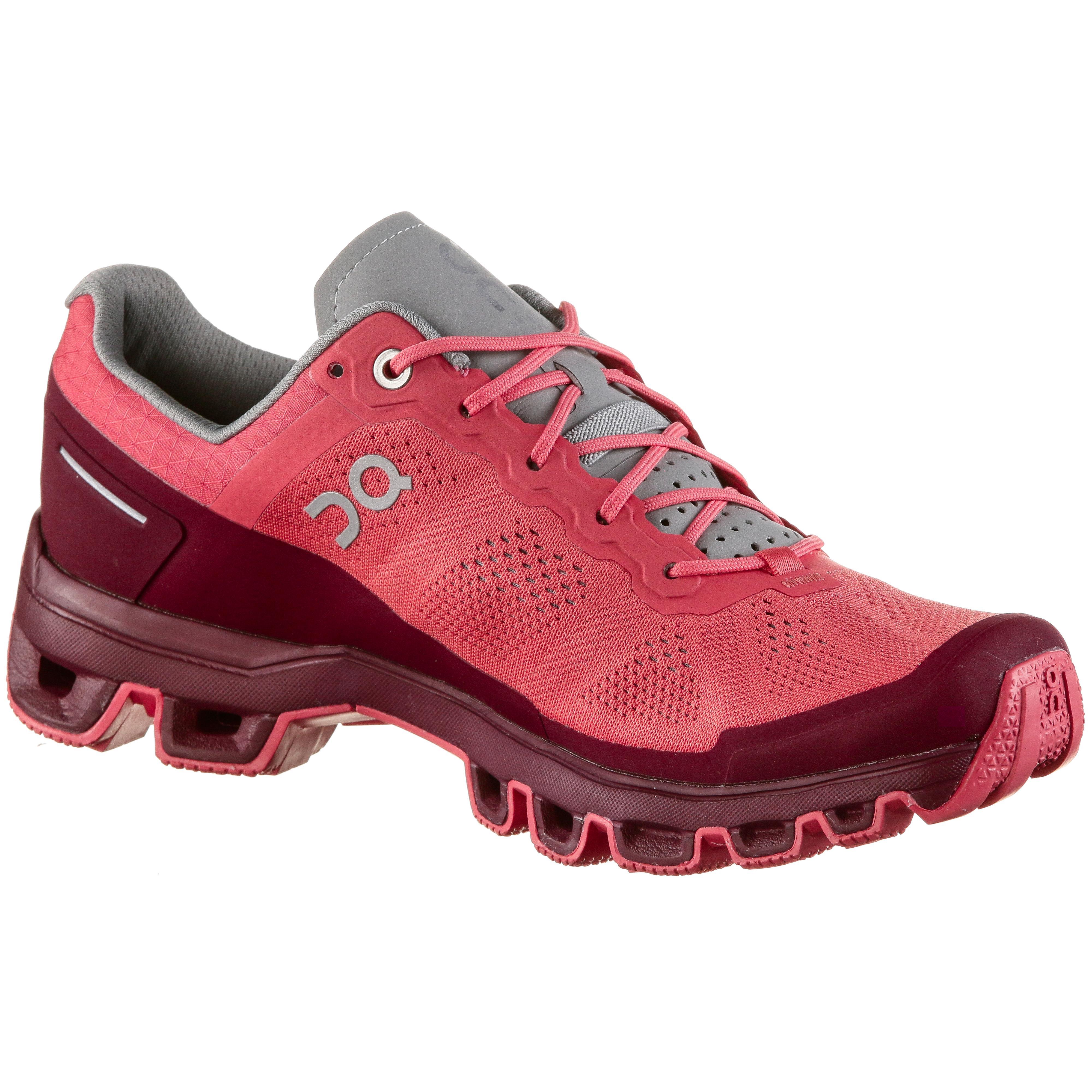 ON ON ON CLOUDVENTURE Laufschuhe Damen coral-mulberry im Online Shop von SportScheck kaufen Gute Qualität beliebte Schuhe c68200