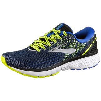 Brooks Ghost 11 Laufschuhe Herren black-blue-nightlife