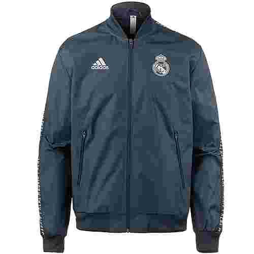 adidas Real Madrid Trainingsjacke Herren tech onix