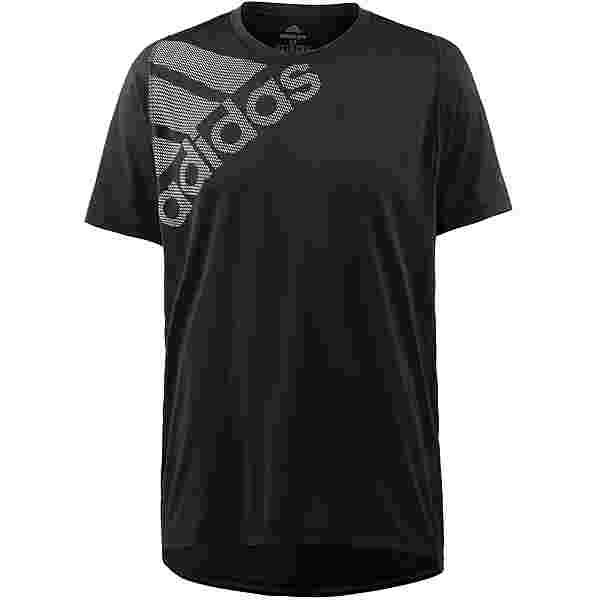 adidas Freelift Aeroready Funktionsshirt Herren black