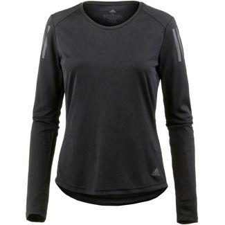 adidas Own The Run Laufshirt Damen black