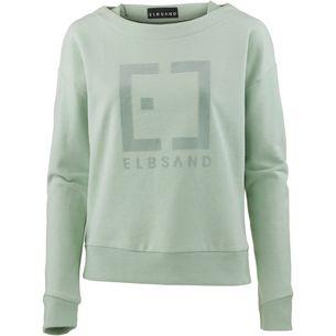ELBSAND Finnia Sweatshirt Damen sea foam
