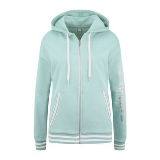 Bench Sweatjacke Damen mint