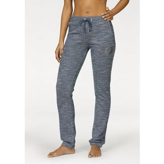 Bench Sweathose Damen jeans-ecru-meliert