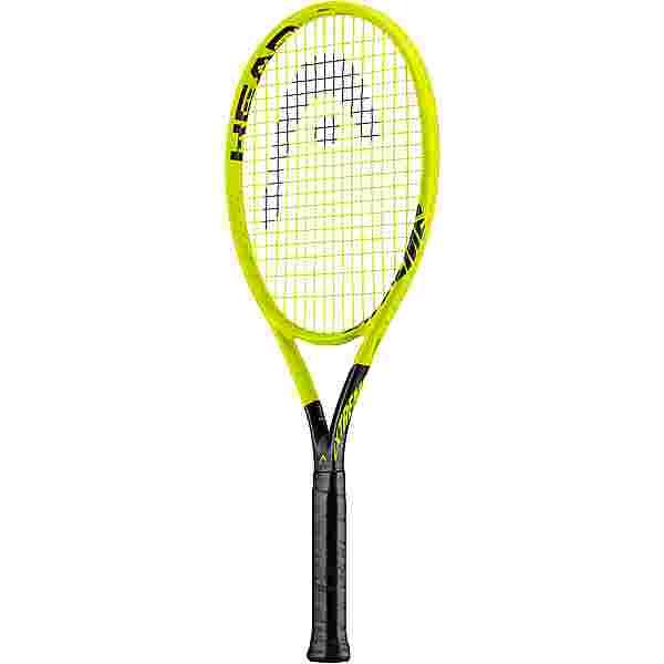 HEAD Graphene 360 Extreme MP Tennisschläger gelb-schwarz