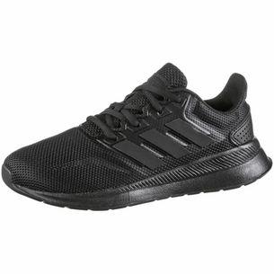 adidas Flacon Sneaker Kinder core black-all black