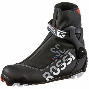 Rossignol X-6 SC (Combi) Langlaufschuhe schwarz