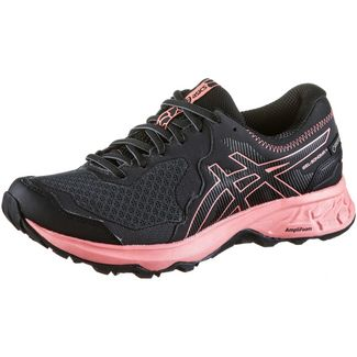ASICS GEL-SONOMA 4 G-TX Laufschuhe Damen dark grey-papaya