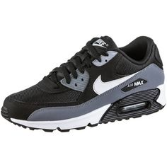 Nike Air Max 90 Sneaker Herren black-white-cool grey