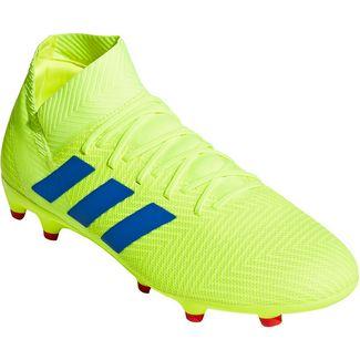 adidas NEMEZIZ 18.3 FG Fußballschuhe solar yellow