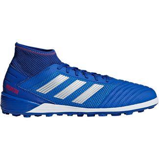 adidas PREDATOR 19.3 TF Fußballschuhe bold blue