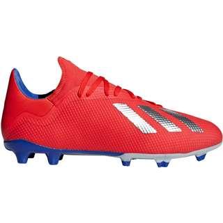 adidas X 18.3 FG Fußballschuhe active red