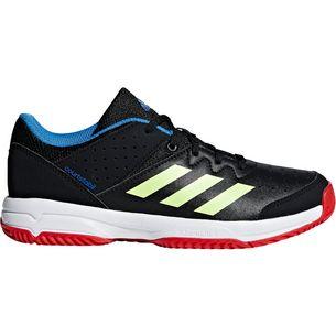 adidas COURT STABIL Hallenschuhe Kinder core black
