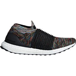 adidas Ultra Boost Laceless Sneaker Herren core black